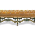 Hancock and Moore Brentwood Tufted Bench