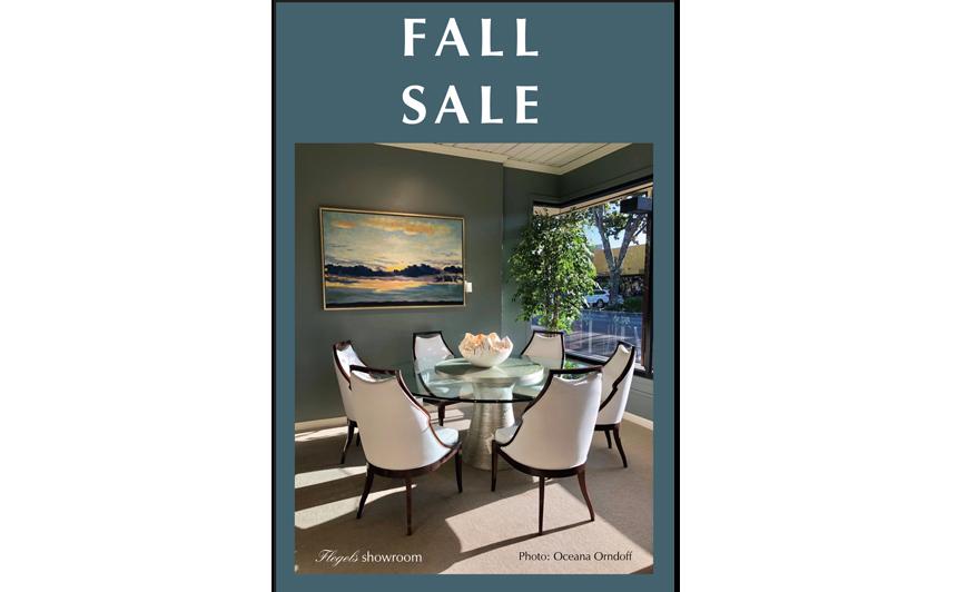 Flegels Fall Sale