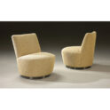 THAYER COGGIN Jo - Swivel Chair