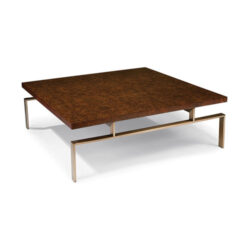 THAYER COGGIN Bentley-Square Cocktail Table 1