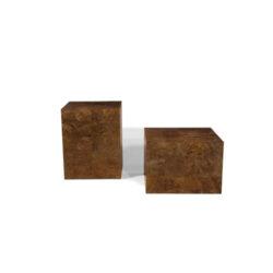 THAYER COGGIN Mapa Burl – Cube 1