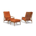 THAYER COGGIN Archie-Lounge Chair