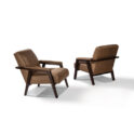 THAYER COGGIN Anglez - Lounge Chair