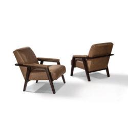 THAYER COGGIN Anglez – Lounge Chair 1