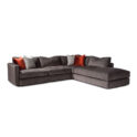 THAYER COGGIN Big Sir-Right Chaise