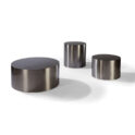 THAYER COGGIN Drum Tables-BN Drum Table