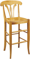 Stickley Country Manor Stool 1