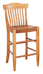 Stickley Antiguan Stool 1