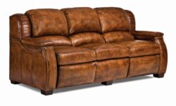 Hancock and Moore Rodeo Power Station Reclining Sofa 1
