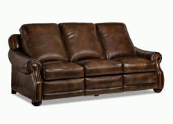 Hancock and Moore Journey Power Recline Sofa w/ Battery 1