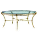 MARGE CARSON Bolero Round Cocktail Table