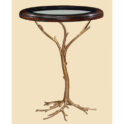 MARGE CARSON Bonsai Chairside Table