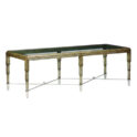 MARGE CARSON Bossa Nova Rectangular Cocktail Table