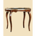MARGE CARSON Cross Channel End Table