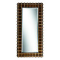 MARGE CARSON Cross Channel Floor Mirror