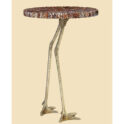 MARGE CARSON Flamingo Chairside Table