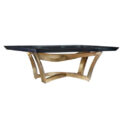 MARGE CARSON Gehry Cocktail Table