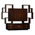 MARGE CARSON Malibu Entertainment Wall Unit