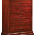 Stickley Marseilles Tall Chest