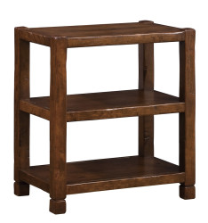 Stickley American Rustic Lamp Table 1