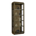 MARGE CARSON Palms Display Cabinet