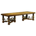 MARGE CARSON Segovia Rectangular Dining Table