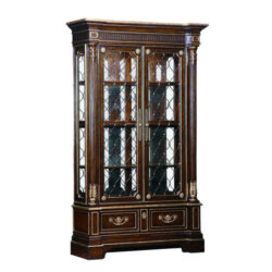 MARGE CARSON Trianon Court Display Cabinet 1