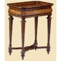 MARGE CARSON Verona Chairside Table