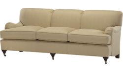 Baker English Arm Sofa 1
