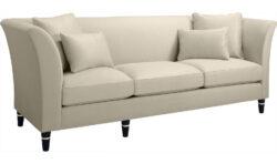 Baker Vicomtesse One Arm Corner Sofa (Left/Right) 1