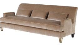 Baker Almandine Sofa 1