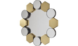 Baker Corona Mirror 1