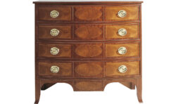 Baker Bow Front Chest 1