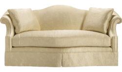 Baker Camelback Sofa 1