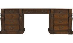 Baker Pedestal Desk 1