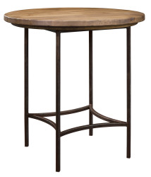 Stickley Pomona Round Bistro Table 1
