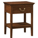 Stickley Lancaster Open Night Stand