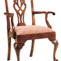 Stickley Chippendale Ball & Claw Arm Chair