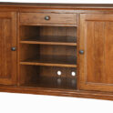 Stickley Weston TV Console – Grooved