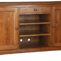 Stickley Weston TV Console – Parquet