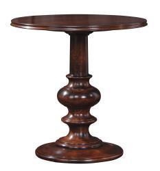 Stickley Avon Pedestal Table 1