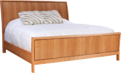 Stickley Tribeca Sleigh Bed 1