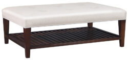 Stickley Bethpage Cocktail Ottoman 1