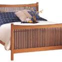Stickley Spindle Bed