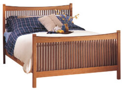 Stickley Spindle Bed 1