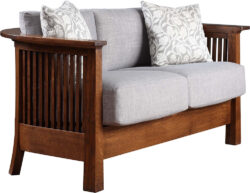 Stickley Park Slope Loveseat 1