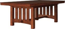 Stickley Grande Trestle Table 1