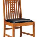Stickley Lattice Side Chair