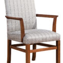 Stickley Upholstered Arm Chair
