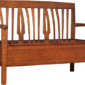 Stickley Blacker House Shoe Bench